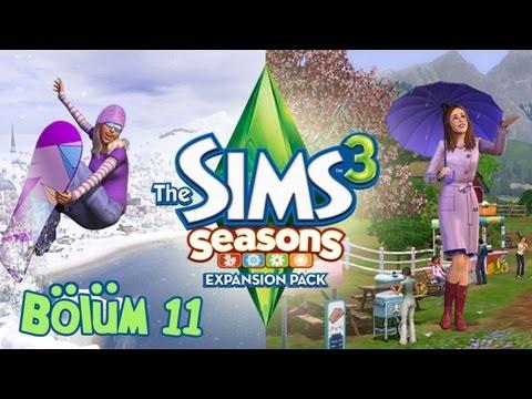 Sims 3 Oynuyoruz! - Bölüm 11 - Hamilelik Dönemi ve Bebekler!