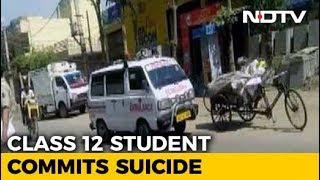 Class 12 Girl Kills Herself Over Alleged Stalking In Delhi - NDTV