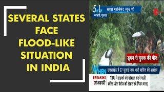 5W 1H: Madhya Pradesh, Odisha and parts of Uttarakhand witness heavy to very heavy showers - ZEENEWS