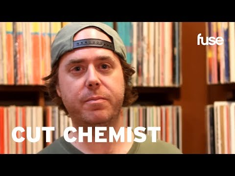 Cut Chemist's Vinyl Collection - Crate Diggers
