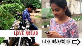 Love Ahead-Take Diversion Telugu shortfilm 2016 Full HD - YOUTUBE