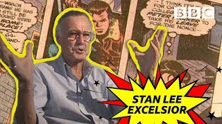 Marvel creator Stan Lee on his unexpected life and superhero legacy -  BBC - BBC