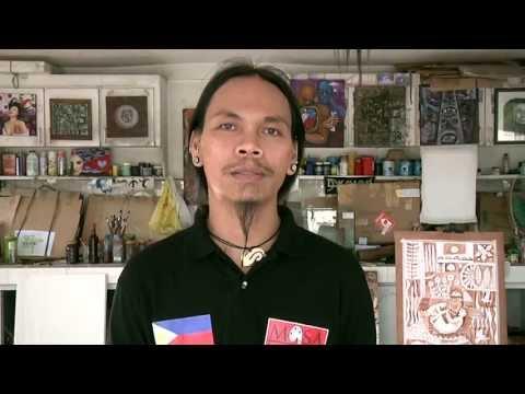 I LOVE TACLOBAN TV SPECIAL (TACLOBANON AKO: Dante Enage, Visual Artist)