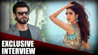 "Mahira Khan: ""I'll Be Working With Fawad Khan…"" - HUNGAMA"