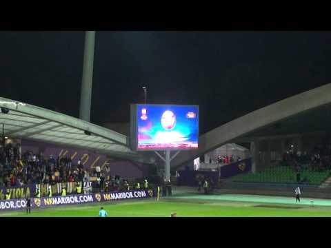 NK Maribor : Panathinaikos FC, penalty Marcos Tavares