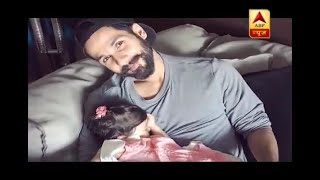 Shahid Kapoor shares a picture with Misha - ABPNEWSTV