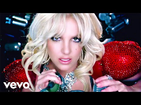 Britney Spears - 'Hold It Against Me'
