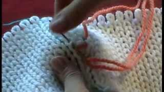 3 Трикотажные швы Вертикальный шов в вязании. Beginner knitting tutorial Grafting knitting #knitting