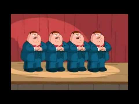Four Peters Singing Parodies