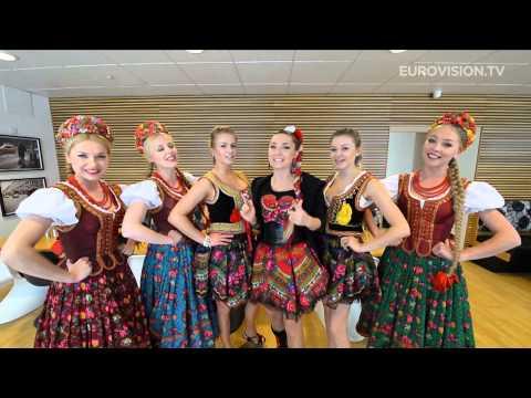 Materiał o Donatanie i Cleo na Eurowizji
