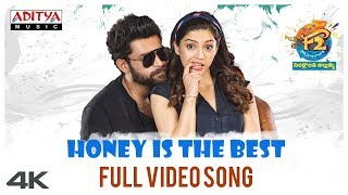 Honey is The Best Full Video Song || F2 Video Songs || Varun Tej, Mehreen || DSP - ADITYAMUSIC