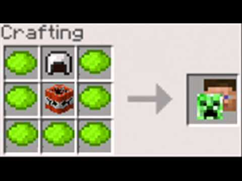 My Minecraft Crafting Ideas