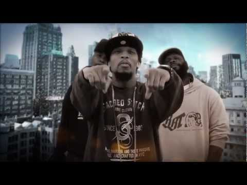 "Pete Rock & Smif-N-Wessun Feat. Memphis Bleek ""Top of the World "" Video"