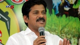 Revanth Reddy Demands To Keep NTR Name For Shamshabad Airport : TV5 News - TV5NEWSCHANNEL