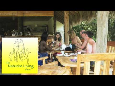 Naturist Living Show Episode XLIII - Breasts, Penises, And A New Resort