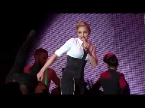 Madonna Candy Shop Live Quebec 2012 HD 1080P