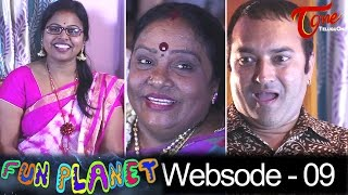 FUN PLANET   Telugu Comedy Web Series   Websode 9   by Krishna Murthy Vanjari   #FunnyVideos - TELUGUONE