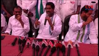 జగన్ పాదయాత్ర ముగింపు స్థూపానికి సెంకుస్థాపన | Minister Dharmana Prasada Rao | Ichchapuram| CVR NEWS - CVRNEWSOFFICIAL