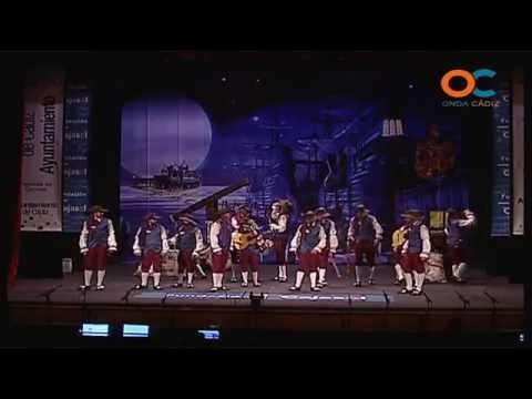 La agrupación Los del embarcadero llega al COAC 2015 en la modalidad de Comparsas. En años anteriores (2014) concursaron en el Teatro Falla como Los silencios, consiguiendo una clasificación en el concurso de Preliminares.