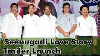'Seenugadi Love Story' Trailer Launch l Nayanatara l Udhayanidhi Stalin - IGTELUGU