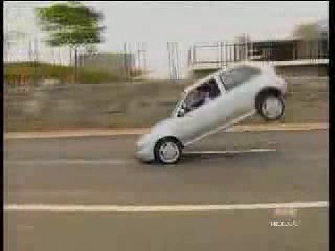 Manobra de RL com Carro