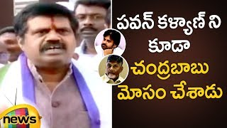 Avanthi Srinivas Supports Pawan Kalyan And Janasena Party | AP Elections 2019 | Mango News - MANGONEWS