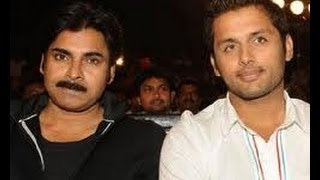 Nitin Comments on Pawan Kalyan's Tholi Prema Song