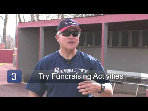 How to Raise Money for Little League Baseball