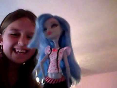 My Monster High Dolls! For now... Part 1!!!