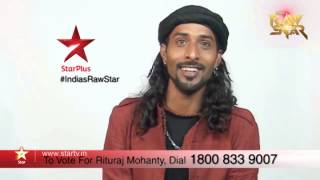 India's Raw Star Episode 5 - A sneak peek into Rituraj's performance - STARPLUS