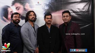 AR Rahman launches E Ee Music album - IGTELUGU