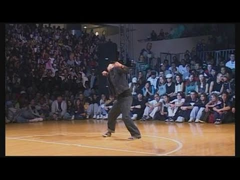 Antopio Hip-Hop Abstract @ Juste Debout