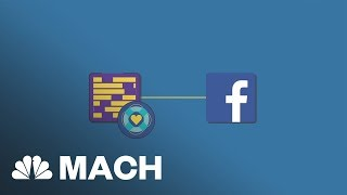 A Facebook Algorithm That's Designed For Suicide Prevention | Mach | NBC News - NBCNEWS