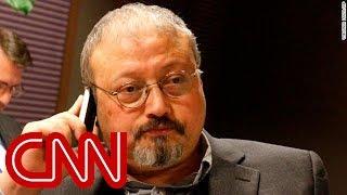 Hear Jamal Khashoggi's powerful final op-ed - CNN
