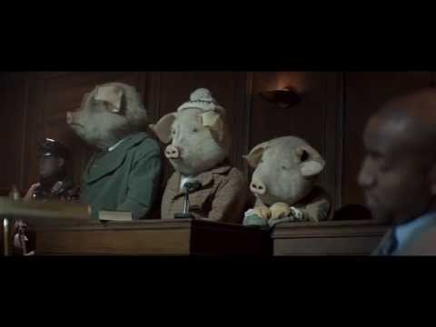 Cannes Lion AwardWinning 'Three Little Pigs advert'