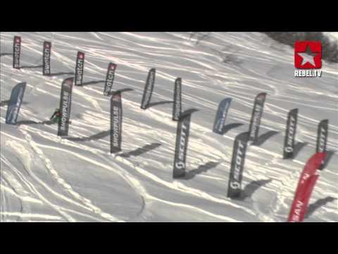 Zawody Freeride World Tour 2011 w Soczi