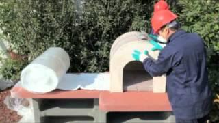 Frisch Grillkamin aufbauen: Ranch von Sunday® - YouTube AX63