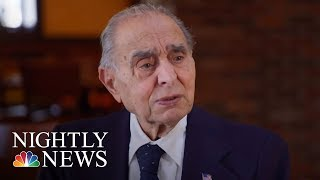 93-Year-Old Veteran Serves His Community As Mayor | NBC Nightly News - NBCNEWS
