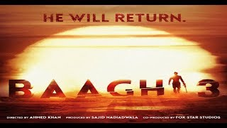 Baaghi 3 movie trailer, teaser, realese, star cast updates; Tiger Shroff, Shraddha Kapoor बागी 3 - ITVNEWSINDIA