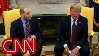 Trump meets with freed American prisoner - CNN