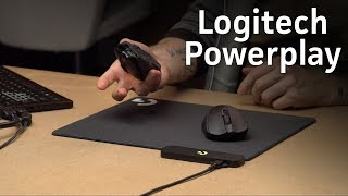 Logitech Powerplay review w/ G703 & G903 thoughts - PCWORLDVIDEOS