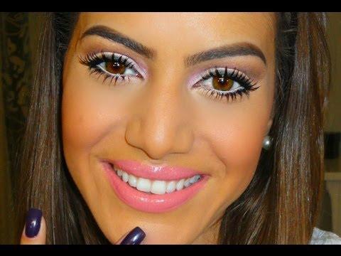 Maquiagem para Adolescentes por Camila Coelho