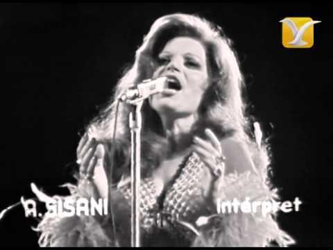Lucia Altieri, Una Idea Per Vivere, Festival de Viña 1975