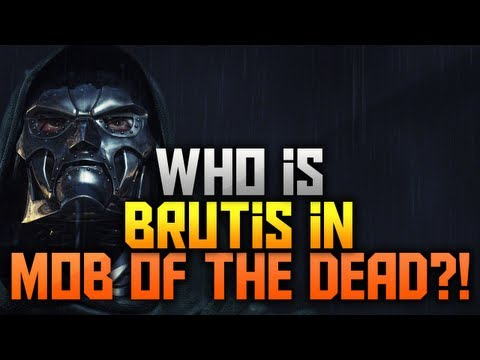 Black Ops 2 Zombies: Who is