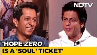 Hope 'Zero' Is A 'Soul' Ticket, Not 'Sold' Ticket: Shah Rukh Khan - NDTV