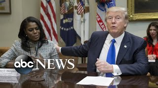 Omarosa accuses Trump of making racial remarks - ABCNEWS