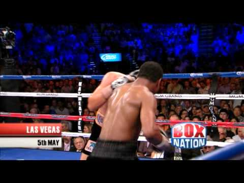 Mayweather vs Cotto Highlights - 5th May from Las Vegas
