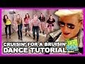 Teen Beach Movie Cruisin' for a Bruisin Dance Tutorial with Kent Boyd - Clevver Breakdown