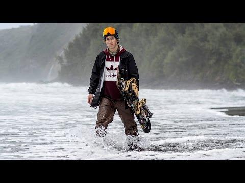 Meet Lyon Farrell, The Professional Snowboarder From Hawaii