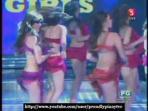 Luningning Milagring Mariposa & Saicy Aguila in Wiltime Bigtime